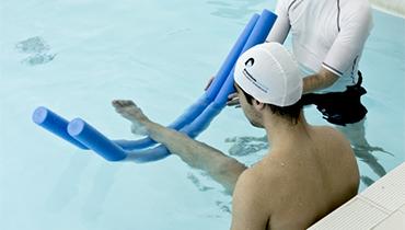 Actividades oceanic centro de agua zamora for Rehabilitacion en piscina